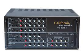 Amply CALIFORNIA ELECTRONIC 968B
