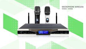 Micro không dây Việt KTV VK406A