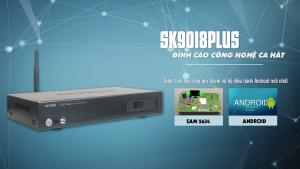 Đầu Karaoke Acnos SK 9018 Plus UltraHD 4K