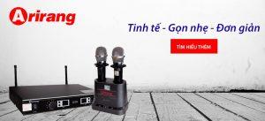 Micro WMU 336 – Micro Arirang không dây