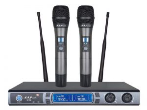 Micro không dây AAP K-800